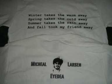 "Micheal Larsen: ""Winter"" (T-Shirt)"