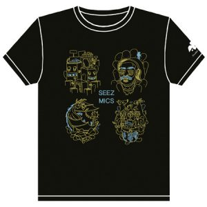Seez Mics: Cruel Fuel [Shirt]