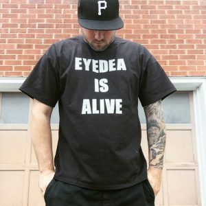 Eyedea Is Alive [Shirt]