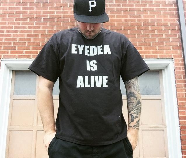 EyedeaIsAlive
