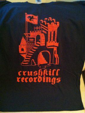 Crushkill Recordings #5 [Shirt]