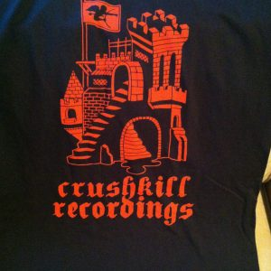 Crushkill Recordings #5 [Shirt]